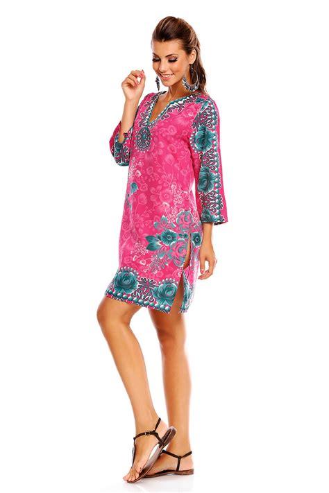 Boho Tribal Tunic Dress boho festival tribal tunic top dress in purple