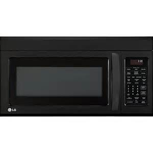 Over The Range Convection Toaster Oven Lg 1000w Over The Range 1 8 Cu Ft Microwave Oven