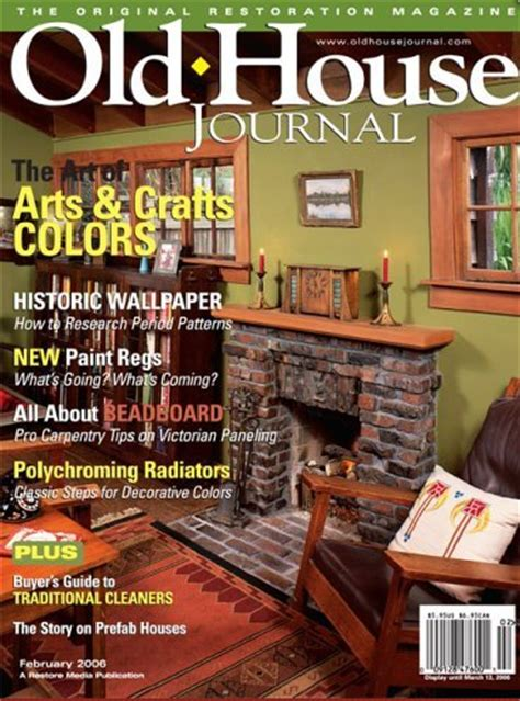 old house journal old house journal 1 year subscription 4 50 totallytarget com