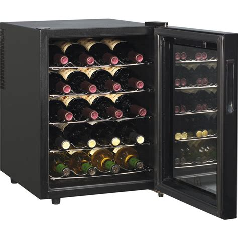 Countertop Wine Refrigerators by 20 Bottle Countertop Wine Cooler Compact Touch