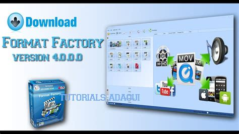 format factory full latest version format factory free download latest full version youtube