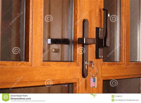 Front Door Key Front Door With Key Stock Photos Image 11430113