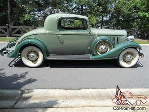 1933 Buick Coupe 1933 Buick Special Coupe Model 66s Extremely