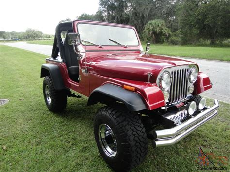 lifted corvette 1979 jeep cj 5 florida lifted 327 corvette engine