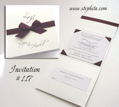 stephita wedding invitations wedding invitation 117 white pearl white smooth