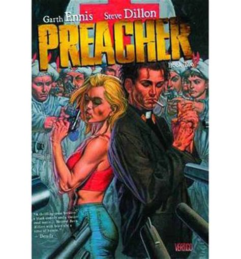 Preacher Book Three By Garth Preacher Book 02 Garth Ennis 9781401225797