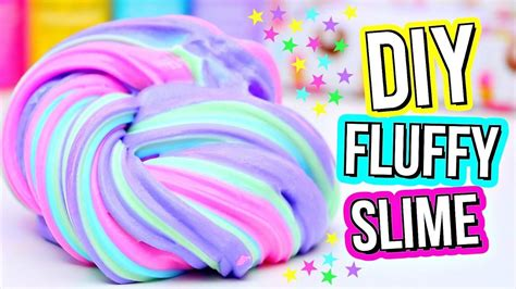 diy slime diy fluffy slime how to make the best slime future