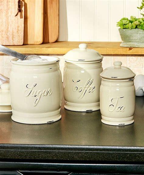 Keramik Küchen Kanister by 25 B 228 Sta Ceramic Canister Set Id 233 Erna P 229 Bi