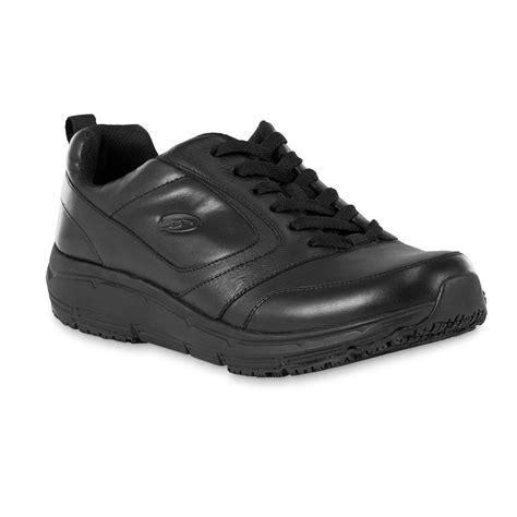 dr scholl s s alpha slip resistant leather work shoe