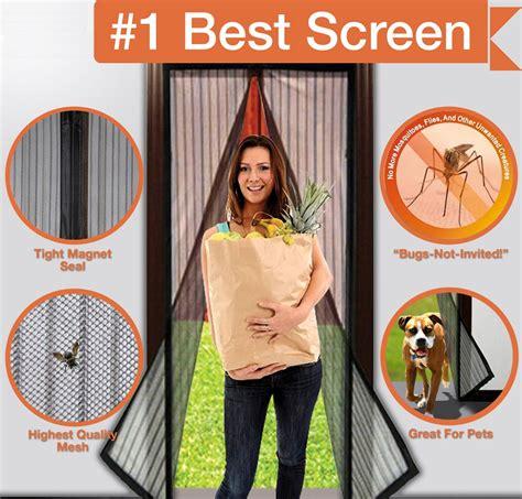 Kunci Pintu Magnetic Magnetic Door Screen Pintu Magnet Green