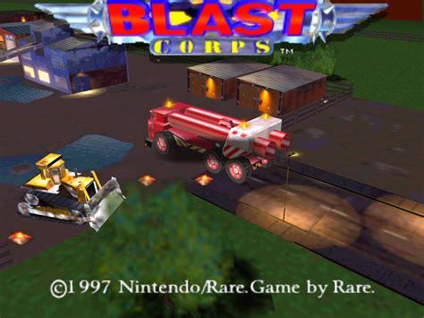 Blast Corps (Game)   Giant Bomb