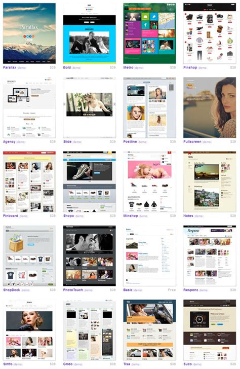 themes with builder themify builder drag drop wordpress themes