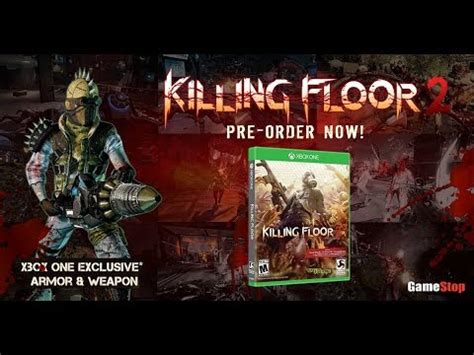 killing floor 2 freeze thrower on xbox one edit timed
