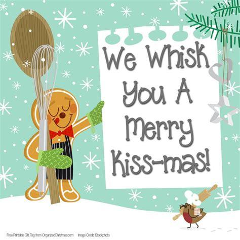 seasons     clever twist   whisk   merry kissmas recipe