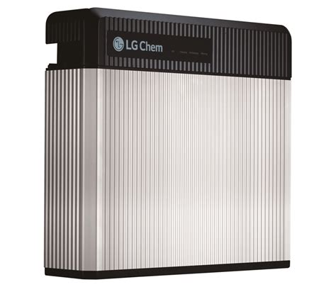 Siting lg chem lithium ion batteries wind amp sun