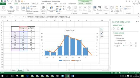 diagram poligon membuat diagram poligon di excel choice image how to