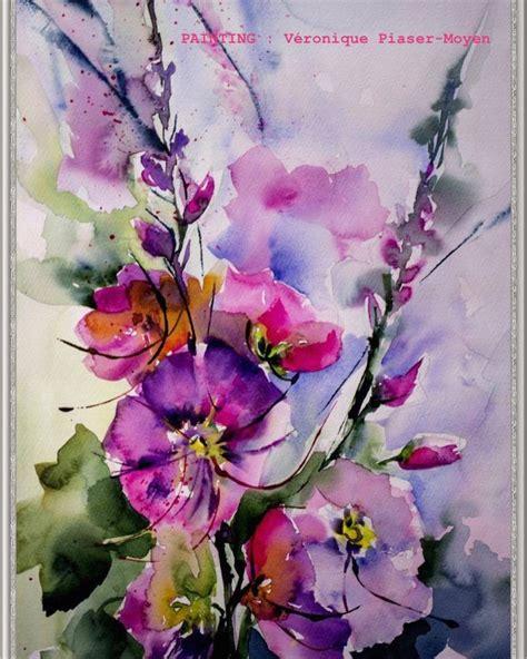 watercolour flower portraits 1782210822 pin de elena sanchez en flowers acuarela decoracion oficina y mariposas