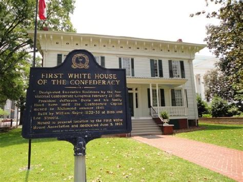 where was the original white house first white house of the confederacy montgomery all you need to know before you go