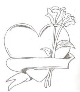 Drawing Pencil Drawing Of Heart Drawing Pencil