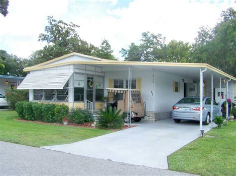 senior retirement living mobile home for sale ocala 111581