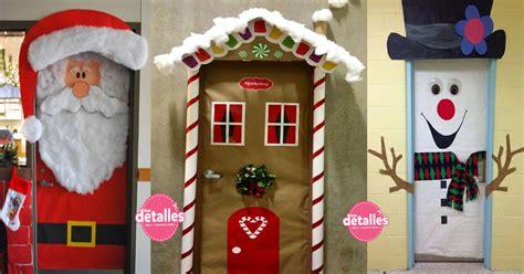ideas para decorar puertas escolares en navidad dale - Decorar Puertas De Navidad