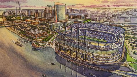 new stadium plan could keep rams in st louis if that s