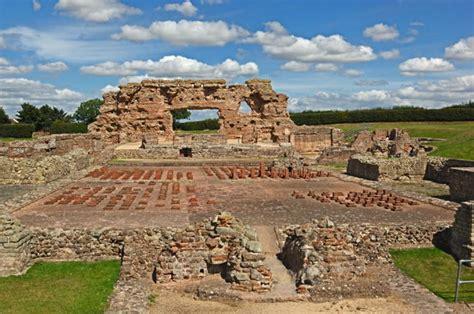 Modern Baths wroxeter roman city