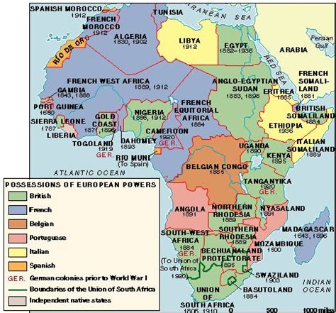 africa map imperialism imperialism in africa to the of world war i
