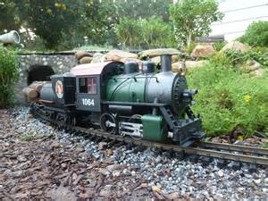 backyard railroads railroad in my backyard centralia garden railroad