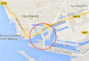 le havre port driving in europe eurobreakdown