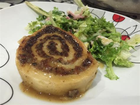 comment cuisiner des c鑵es recette d alsace fleischschnaka made in alsace la