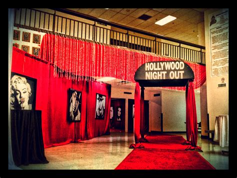 high goes hollywood for prom celadonevents