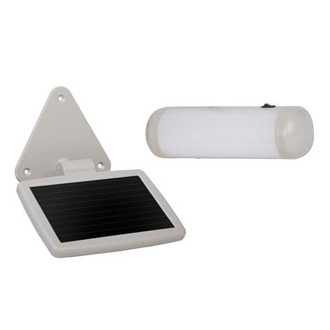 Sunforce Solar Shed Light 81095 The Home Depot Solar Shed Lighting