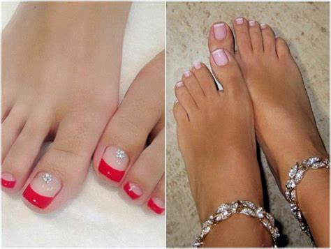 Must Colors For Summers Bare Toes by педикюр 2018 2019 года фото модный дизайн педикюра идеи