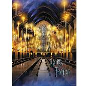 Harry Potter™ The Great Hall Puzzle  USAopoly