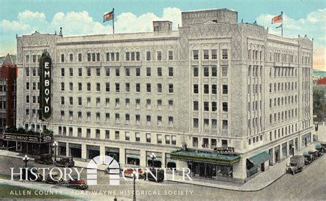 history center notes queries  embassy theatre