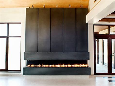 modern fireplace modern fireplaces