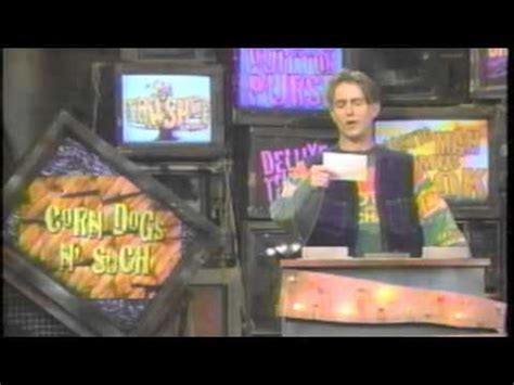 couch potatoes game show archives trashed 1994 brian posehn chris hardwick youtube