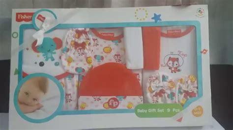 Fisher Price Baby Grooming Set Baby Gift Set Paket Peralatan Bayi fisher price infants gift set 9pcs newborn baby gift sets