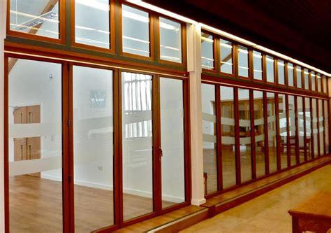 interior glass bifold doors uk timber bifold doors in surrey west p p glass