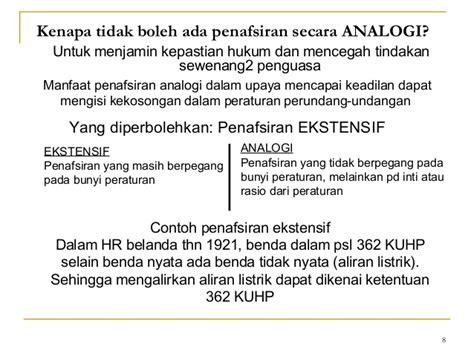 Tindak Tindak Pidana Tertentu Di Indonesia Wirjono Prodjodikoro bab 2 asas dan teori hukum pidana