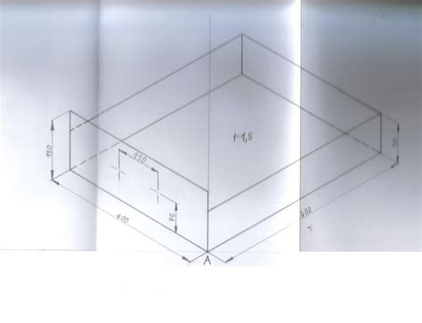 schublade gezeichnet schublade azubi braucht hilfe autodesk inventor