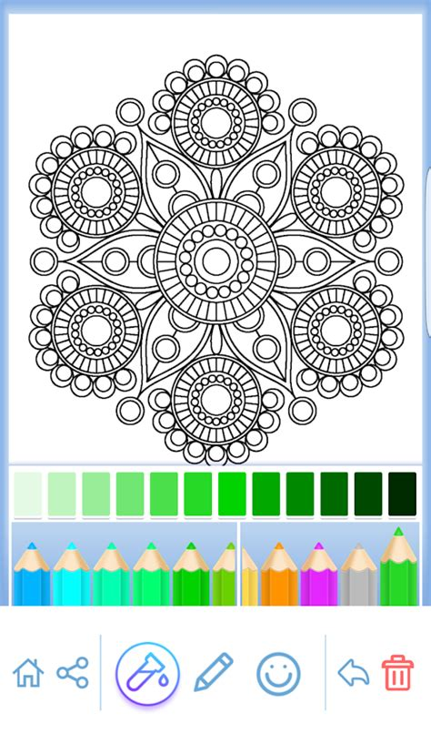 mandala coloring book apk mandala coloring for adults android apps on play
