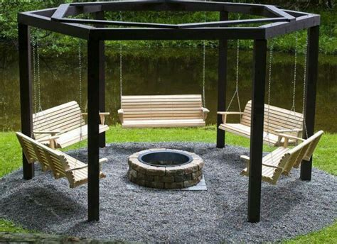 Fire Pit Seating Remodel Pinterest Firepit Seating