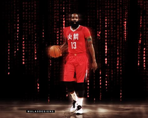 new year harden jersey harden new year wallpaper by mulasdesigns on
