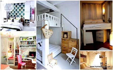 decorating for small homes 30 small bedroom interior designs created to enlargen your
