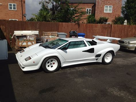 countach lamborghini for sale lamborghini countach 5000qv replica for sale