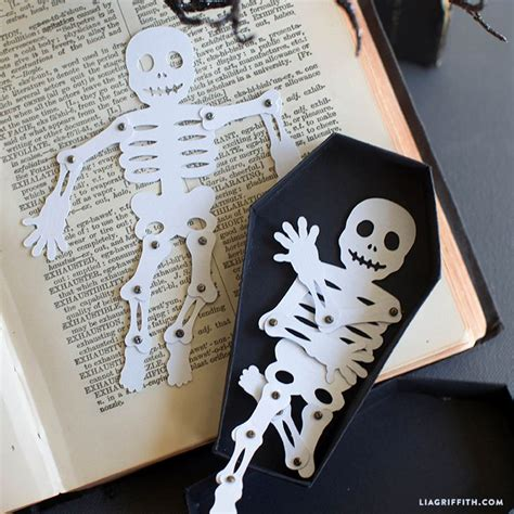Make Your Own Paper Skeleton - 17 best images about health on