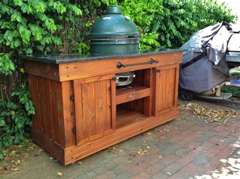 big green egg cabinet kitchen design ideas