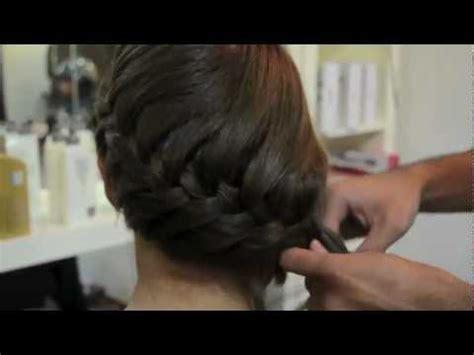 tutorial tocang rambut cara membuat kepang perancis doovi